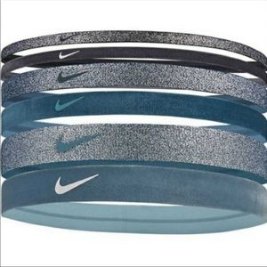 Nike Mixd Width Headbands (6 in a pack)